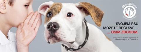 OIE Svojem psu možete reći sve osim zbogom